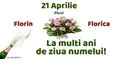 21 Aprilie - Florii Victoria
