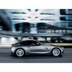 BMW Z4 Coupe.