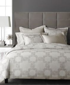 Hotel Collection Ironwork Full/Queen Duvet Cover, Only at Macy's  | macys.com