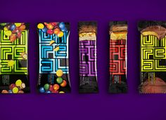 Unreal candy  for real, no GMOs, no preservatives or artificial ingredients! natural flavors  m, snickers, reeses