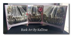 Δώρο ♥ Ονόμα ♥ Michaela ♥ Μικαέλα ♥ Emiliana ♥ Εμιλιάνα ♥ Kallisti ♥ Καλλίστη ♥ Βιβλίο ♥ Book Folding ♥ Book Art ♥ Book Art By Kallitsa #names #gifts #bookartbykallitsa