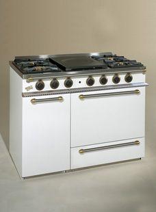 Ilve Mcs-120 - Majestic Country Cucina Da Accosto Cm. 121, 6.958 ...