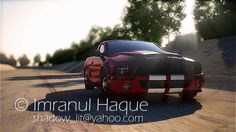 Ford Mustang Shelby GT 500 KR (2008) animation by Imranul Haque. Ford Mustang Shelby GT 500 KR animation done with 3ds max. rendered with vray. The car is custom rigged, no madcar or reactor rigs used.