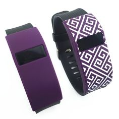 Amazon.com : Fitness Band Cover for Fitbit Charge/Fitbit Charge HR (2PCS-018) : Sports & Outdoors