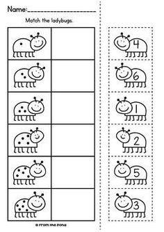Worksheets 578149670895317682 - Worksheets – Worksheets Wonder Pack Source by marielauregwena Preschool Writing, Numbers Preschool, Kindergarten Math Worksheets, Alphabet Worksheets, Preschool Learning, Worksheets For Kids, Preschool Activities, Teaching Kids, Preschool Bug Theme