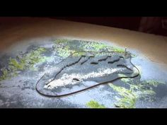 Fused Glass Art Stencils 3 - YouTube