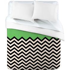 This Way Duvet Cover Queen by Bianca Green - DENY Designs