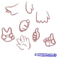 how to draw cute chibis step 3