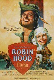 The Adventures of Robin Hood (1938) Errol Flynn is the best Robin Hood!!