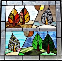 Four seasons glass More
