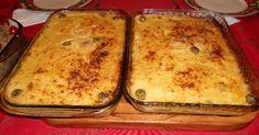 O Bacalhau de Forno à Portuguesa fica delicioso e muito cremoso. Faça para os seus convidados e familiares e receba muitos elogios! Veja Também: Bacalhau à