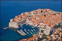 海外旅行世界遺産 ドブロヴニク旧市街 ドブロヴニク旧市街の絶景写真画像ランキング  クロアチア