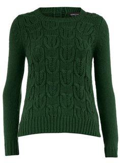 Green sweater - $44