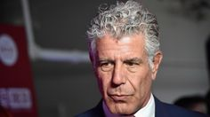 From bad-boy chef to world traveling host on CNN, Anthony Bourdain has led a wild life.