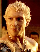 only pinning for the rain ;) Jai Courtney in Spartacus