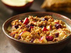 Cranberry-Apple Gran-Oatmeal
