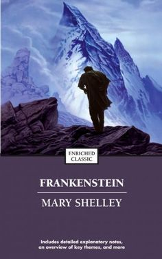 Frankenstein, or, The modern Prometheus / Mary Shelley. Mary Shelley Frankenstein, Frankenstein Book, Good Books, Books To Read, My Books, 007 Casino Royale, The Modern Prometheus, Great Words, Book Lists