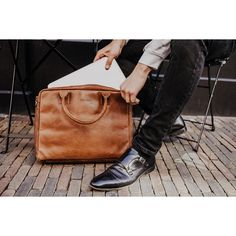 Work Bag Office Bags Tas Mannen Documents 14inch Laptop PU Leather Bag A4 Thin Briefcase Portafolio Cuero Hombre Bolso New