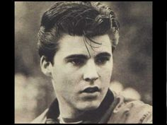 Ricky Nelson - Be Bop Baby (great slide show with this one)
