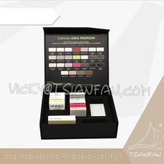 We can produce stone sample display boards,stone sample display book and quartz stone sample display case. Granite Stone, Quartz Stone, Marble Stones, Stone Tiles, Display Boxes, Display Case, Produce Displays, Stone Store, Bubble Pack