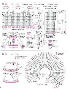 Crochet Doll Dress, Crochet Doll Clothes, Barbie Dress, Amigurumi Doll, Free Pattern, Crochet Patterns, Crotchet, Dresses, Crochet Clothes