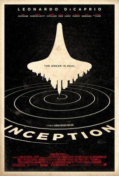 #Inception #Retro #Poster