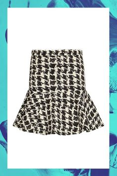 How To Fall In Love With Old Trends Again #refinery29  http://www.refinery29.com/layers-clothing#slide-3  The Trumpet SkirtYou Already Wear It: With your button-ups for work hours and delicate crop tops afterward, nude pumps, and statement necklaces.