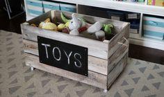 Simple Cedar Toy Box | Ana White | Bloglovin'