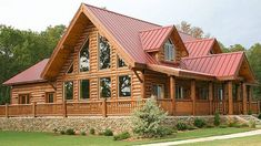 What do you think about metal roofing vs. shingles? We love the color choices!     (4) Eloghomes