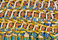 San Remigioo, Cebu, Philippines-the municipality of San Remigio commemorates its beautiful coastline with an annual event called the Lapyahan festival. Children dress in colorful sea-themed costumes that highlight the town's pearly-white coastline, which is also the longest one in the island.