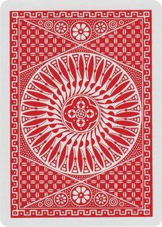 Tally-Ho® Circle Back Playing Cards