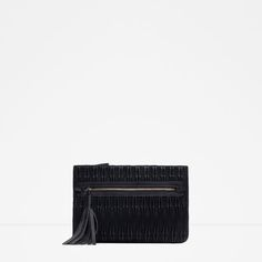 Image 1 of PADDED CLUTCH BAG from Zara