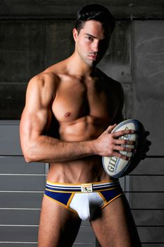 Joe Pace for New RUGBY Collection    Photo by: Timoteo