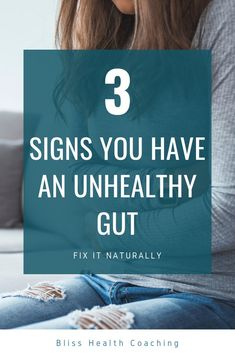 Find out 3 major signs you have an unhealthy gut and how to fix it. If you have allergies, migraines, autoimmune symptoms or are just feeling fatigue, restoring your gut health could bring life back into your body. Find out how to fix a bad gut naturally. Gut Health, Health And Wellness, Health Tips, Health Articles, Mental Health, Health Fitness, Yoga For Weight Loss, Fast Weight Loss, Candida Overgrowth