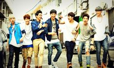So handsome...all of them are my MINE!! :P