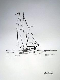 a few pen strokes and ... voila ... art