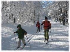 Station ski de fond, ballades en raquettes, randonnées en Corrèze sur le Plateau de Millevaches en Limousin