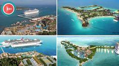 Las navieras siguen buscando destinos tropicales de Cruceros. Descubre en este artículo cuales serán los próximos paraísos que se incorporan a las rutas de cruceros.