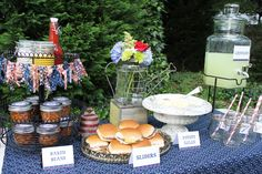 Backyard BBQ Party Theme | Backyard BBQ — Celebrations at Home