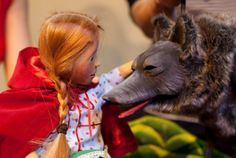 Red Riding Hood | Little Angel Theatre