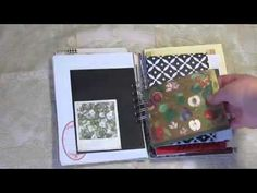 Another pink themed junk journal - YouTube