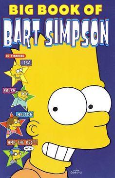 Big Book of Bart Simpson (Simpsons Comics Compilations) @ niftywarehouse.com