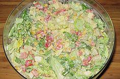 Schichtsalat vegetarisch, ein schönes Rezept aus der Kategorie Eier & Käse. Bewertungen: 6. Durchschnitt: Ø 3,8. Chubby, Guacamole, Barbecue, Potato Salad, Cabbage, Rice, Mexican, Vegetables, Ethnic Recipes