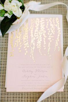 Barnyard Blush Wedding Inspiration Board | SouthBound Bride | Credit: Megan Clouse Photography/Minted