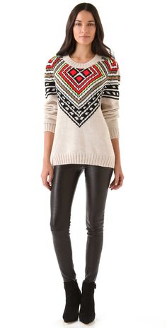 FIND OF THE DAY: MARA HOFFMAN SWEATER