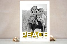 {Peace on Earth} Like this one...
