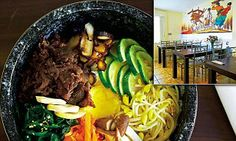 #Korean #food is big, brash and gloriously unapologetic, pumped up with #chilli, #garlic, #ginger, salt and a mass of wonderfully macho swagger. For a scintillating taste of #Seoul, follow #Samsung's workers... to suburban #Surrey!
