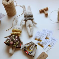 Pepita Calabaza – Muñecas de tela hechas a mano con tejidos naturales #fabrictoys Pepita Calabaza – Muñecas de tela hechas a mano con tejidos naturales
