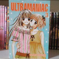 Ultramaniac, vol 3... Mangá mahou shoujo da Wataru Yoshizumi, mesma manga-ká de Marmalade Boy... Também tem resenha no blog (link no perfil). Além de Marmalade Boy, PxP e Spicy Pink no blog tem resenha e dica de downloads de outras obras da Wataru que não foram lançadas aqui. #wataruYoshizumi #ultramaniac #editorapanini #manga #resenha #shoujo #mahoushoujo #kawai