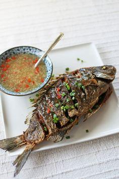 ingwer knoblauch soße zu fisch